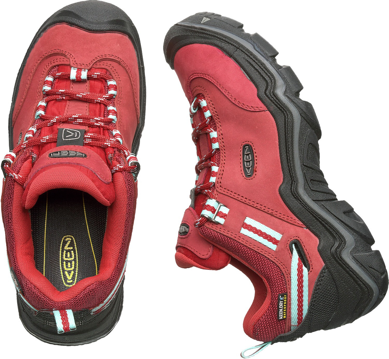 new styles 9318f 159d1 Keen Wanderer WP Shoes Women chili pepper/gargoyle